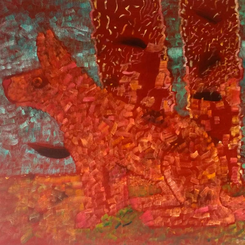 Diana-Halstead-DETAIL-The-Red-Dog-on-the-Edge-of-the-Forest-800px